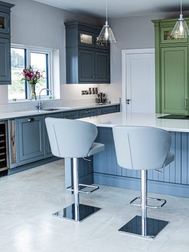 DECLAN SEXTON & SONS - KITCHEN COLOURS
